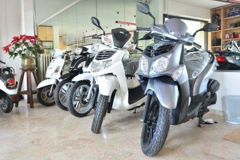 Vendita motocicli, Firenze