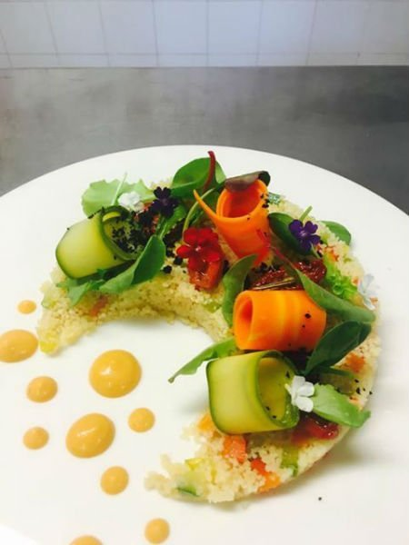 pinzimonio creativo di verdure