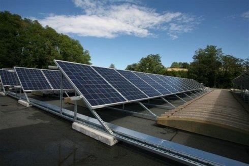 pannelli solari industriali