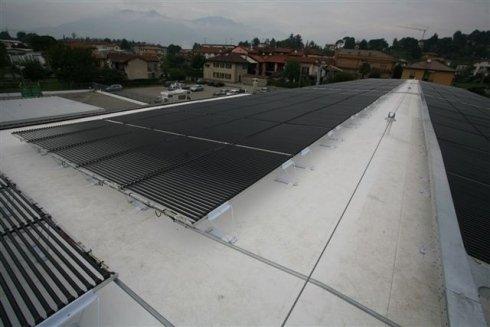 pannelli su tetto