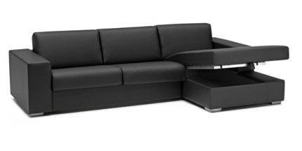 apertura del divano letto