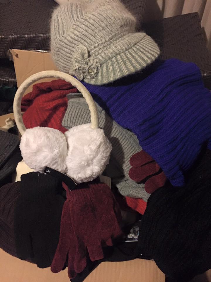 accessori di lana