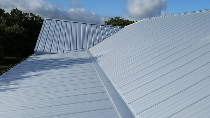 Residential Metal Roof Austin Roofing and Construction