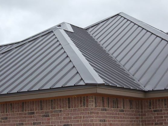 New Metal Roof Austin Roofing and Construction