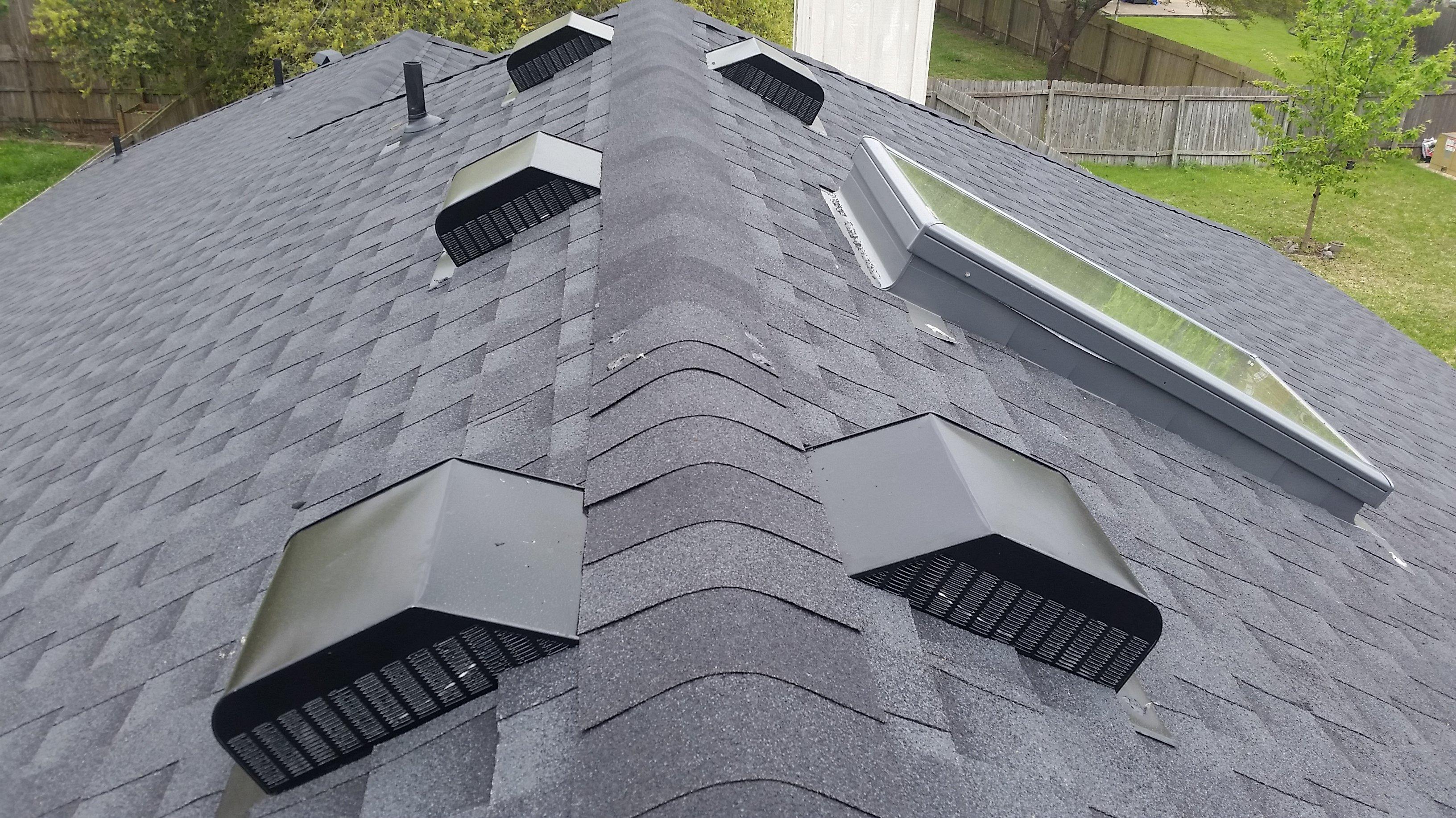 GAF Timberline HD Shingle in Charcoal