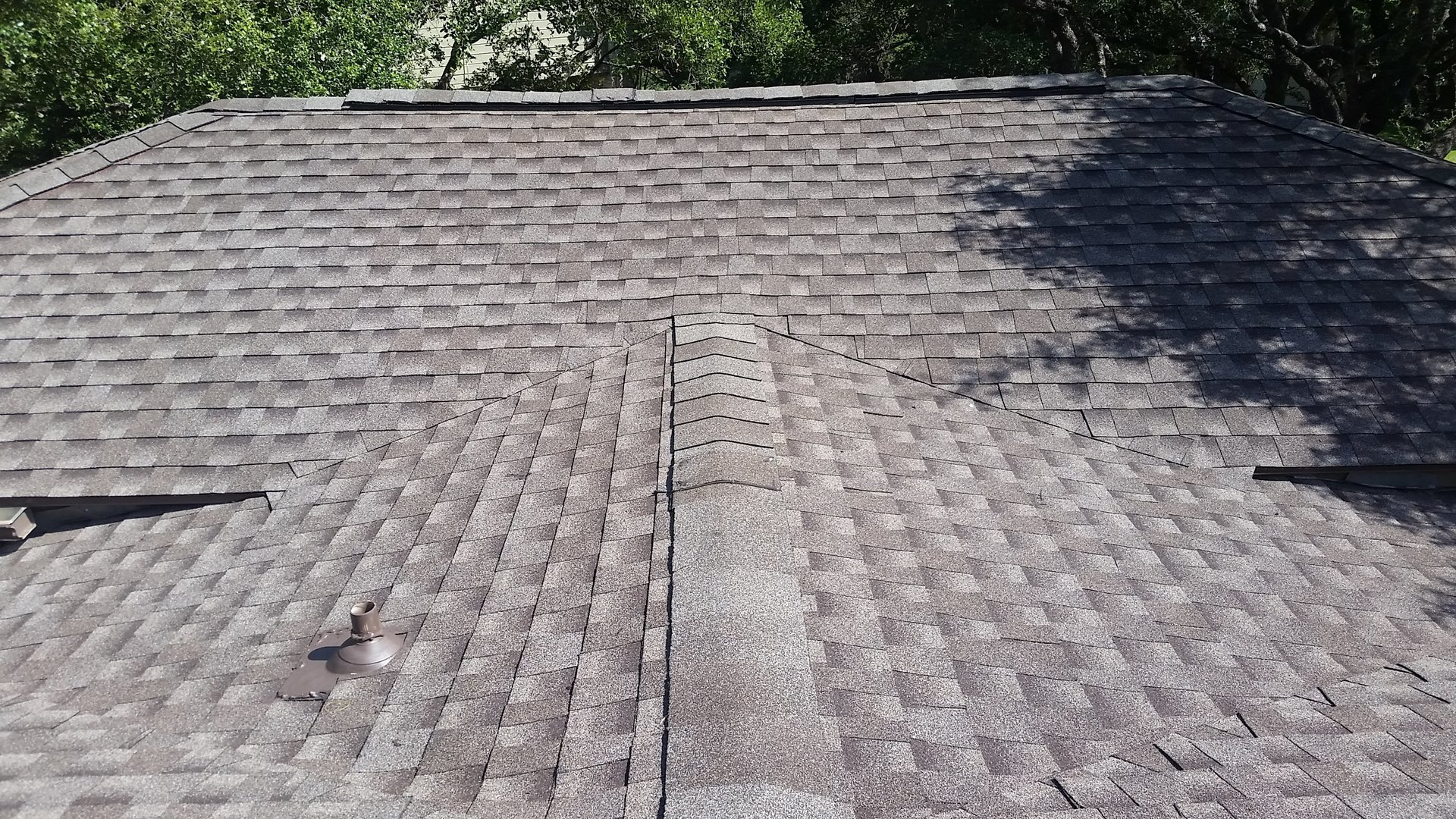 GAF, Timberline HD -Color is Mission Brown by Austin Roofing and Construction
