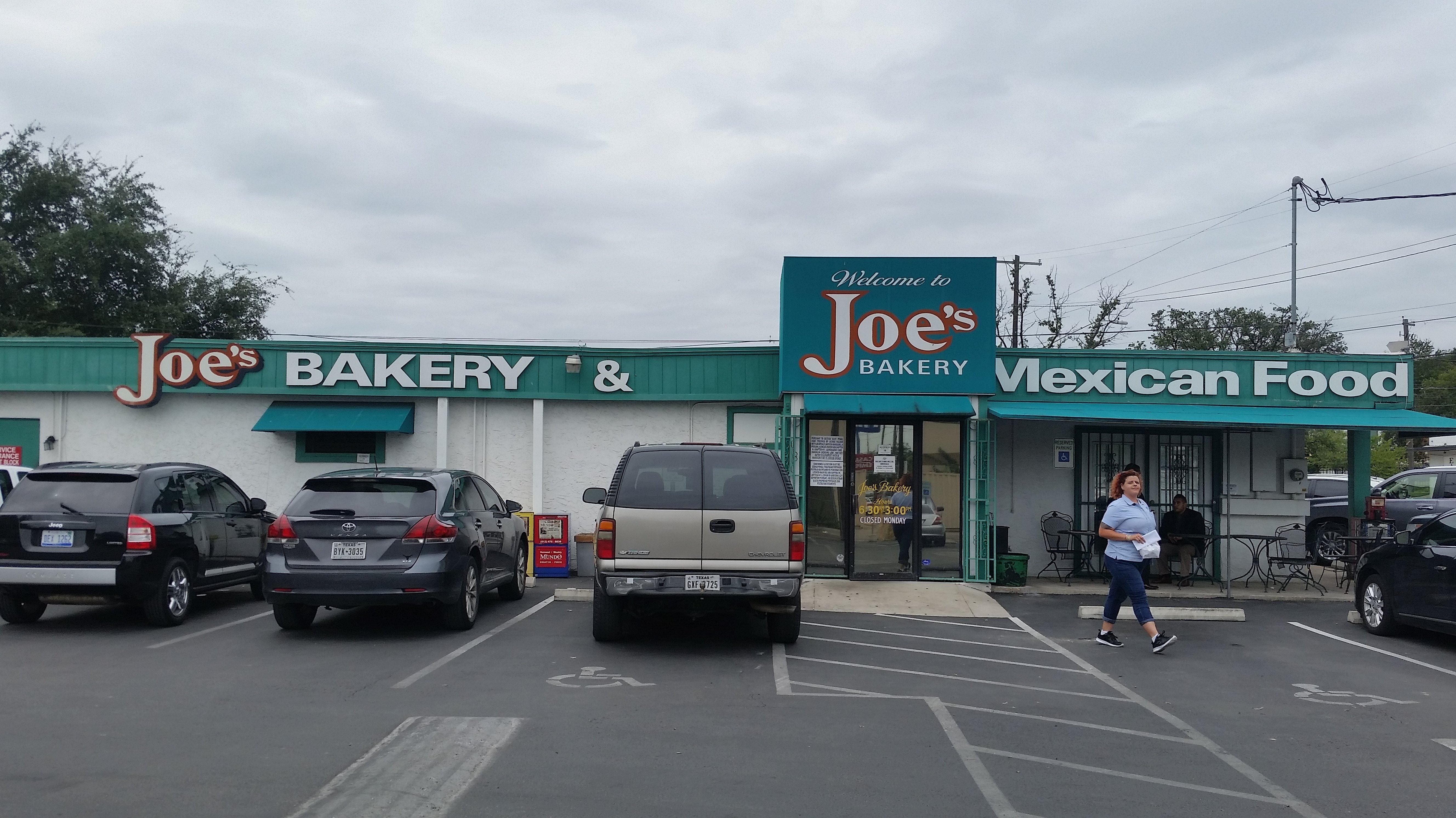 Joe's Bakery - Austin Roofing and Construction