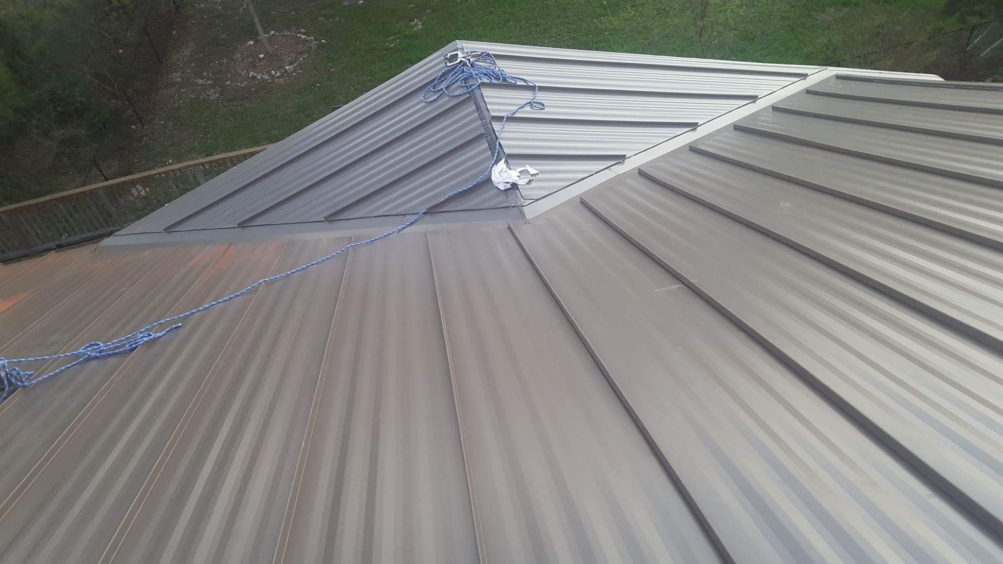 by Austin Roofing and Construction