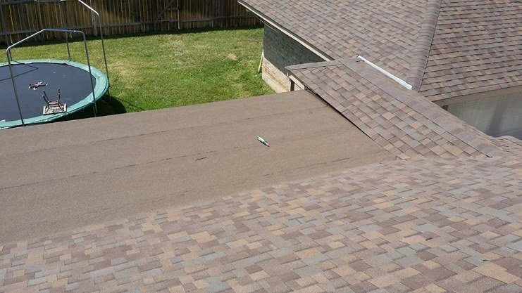 Multiple Roofing Materials Roof Austin Texas