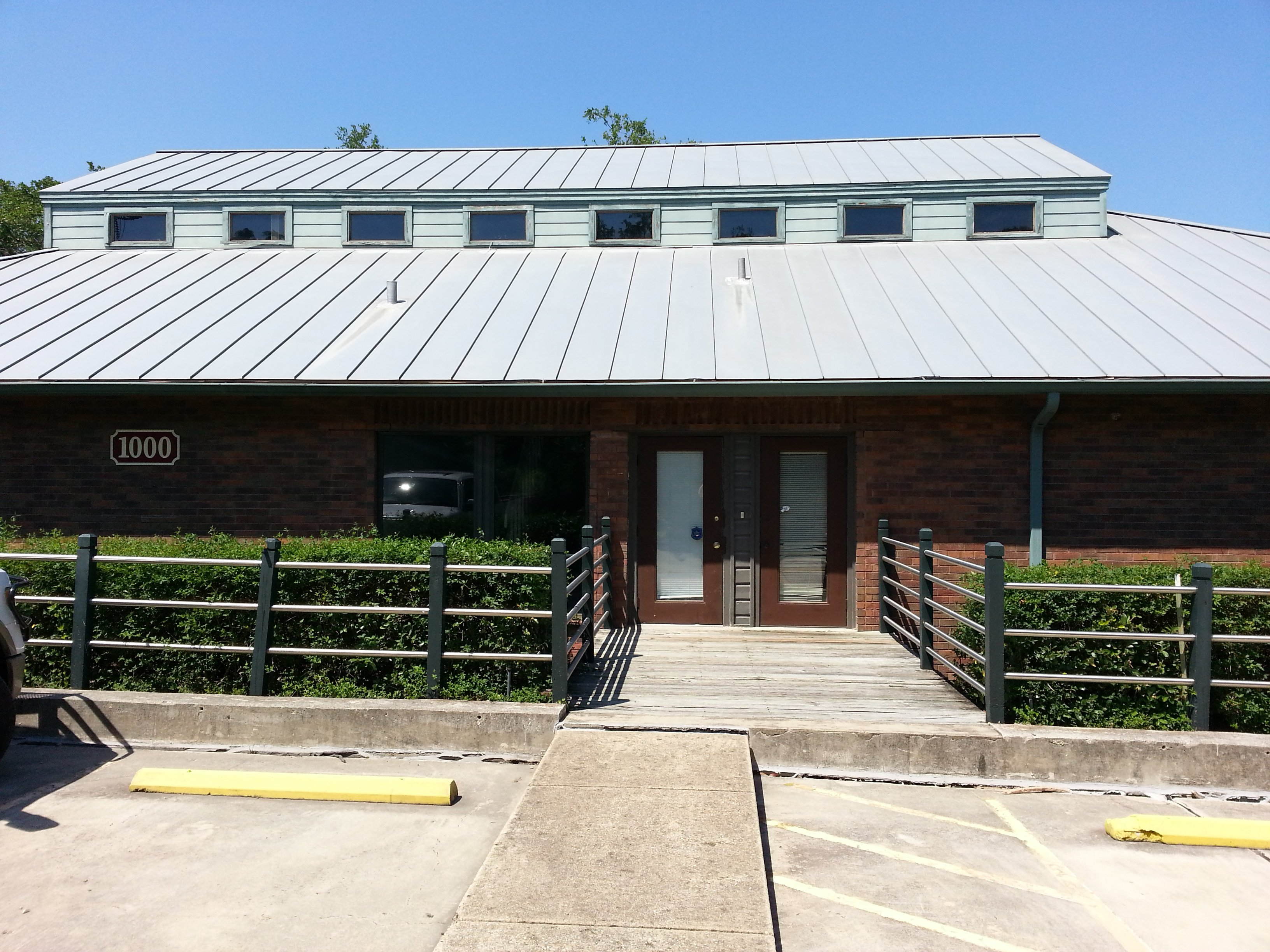 Commercial Metal Roof Austin Roofing and Construction