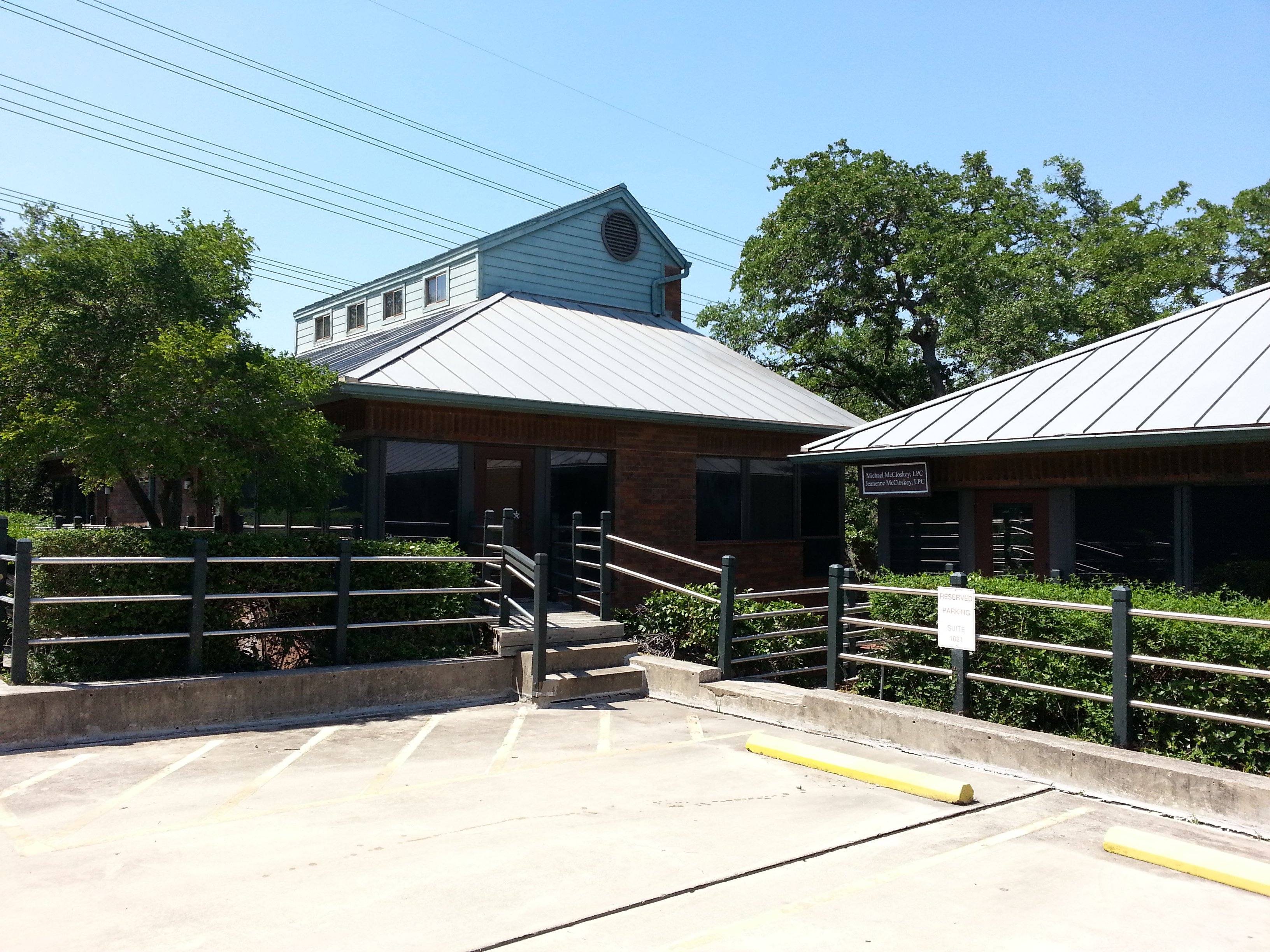 Metal Commercial Roof Austin Roofing and Construction