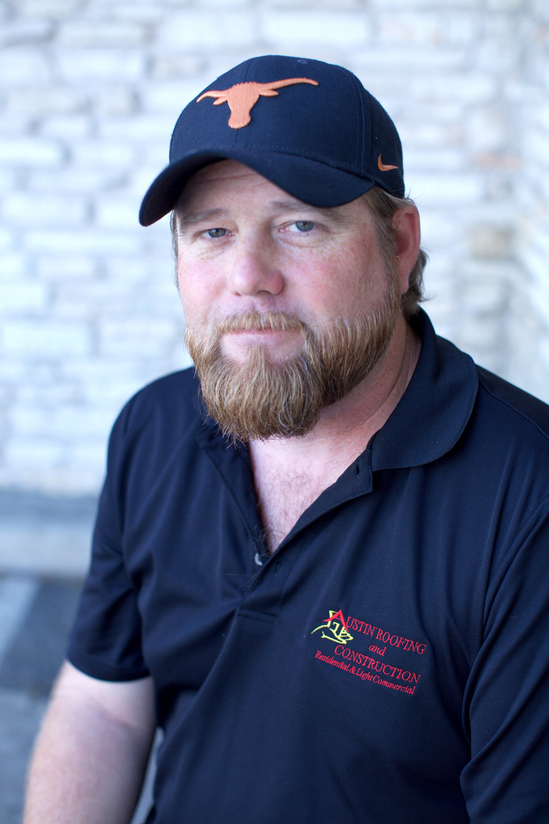 Tim Bowen - Jefe - Austin Roofing and Construction