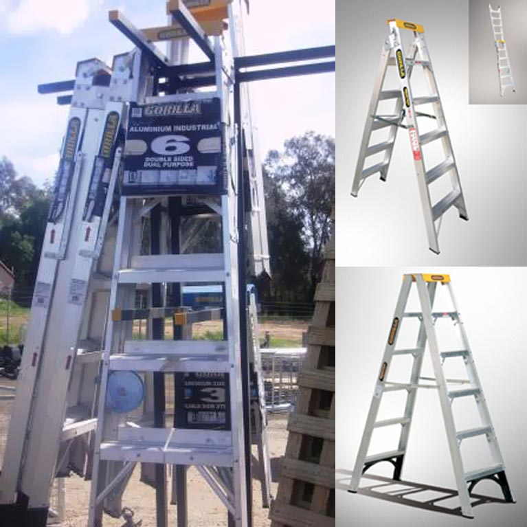 chriss timber and hardware ladders