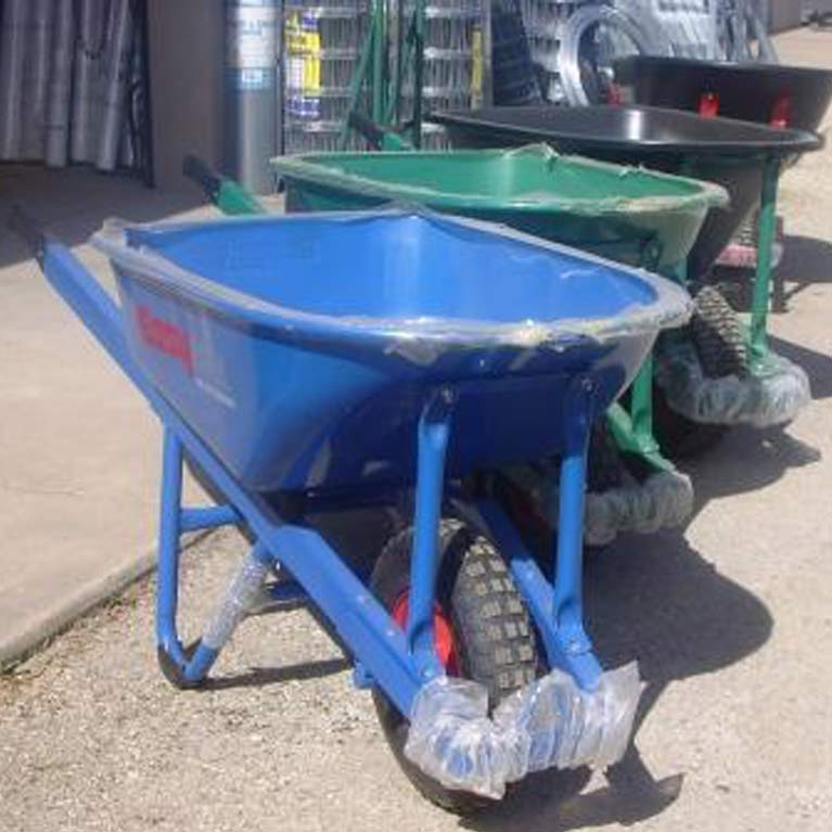chriss timber and hardware wheelbarrow