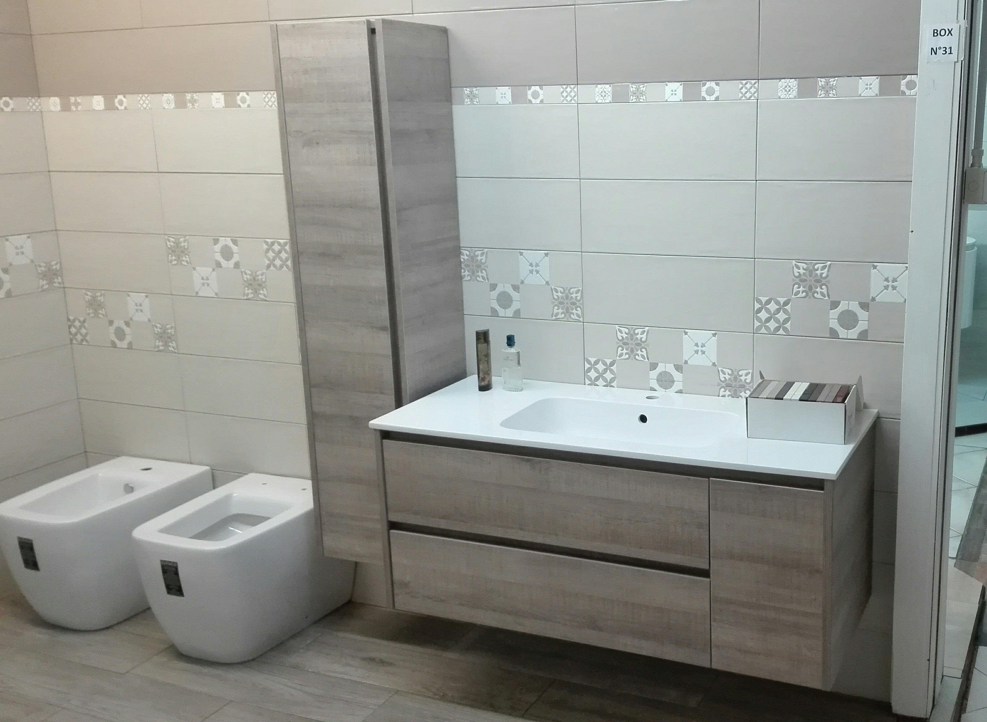 ceramiche e rivestimenti per il bagno