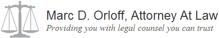 Marc D Orloff, Attorney At Law_logo