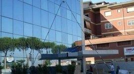 pulizia vetrate aziende