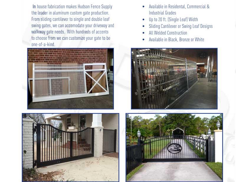 Aluminum Fencing Residential Richmond Henrico Hanover