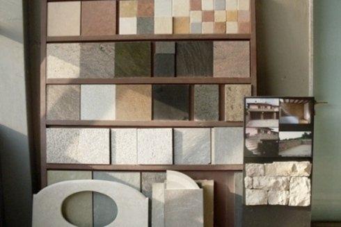 Pietre e materiali per edilizia e arredamento
