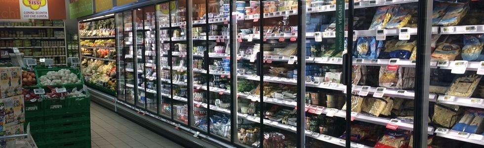 arredamento supermercati