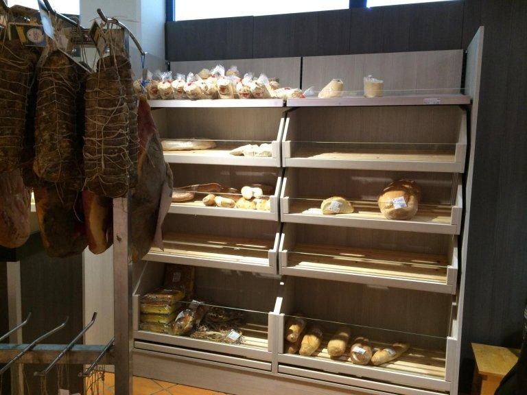 banco prodotti da forno