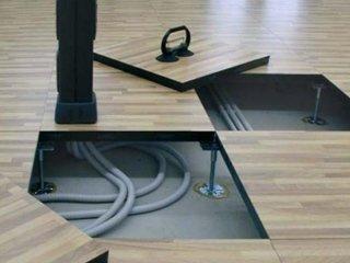 installazione pavimenti sopraelevati