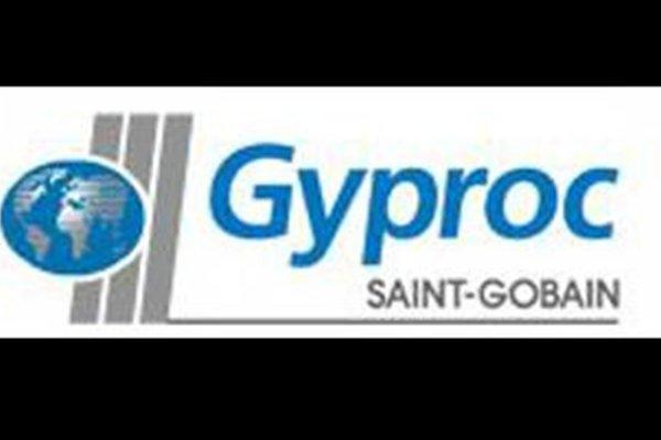 logo Gyproc Saint - Gobain
