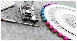 ricambi ed accessori macchina per cucire