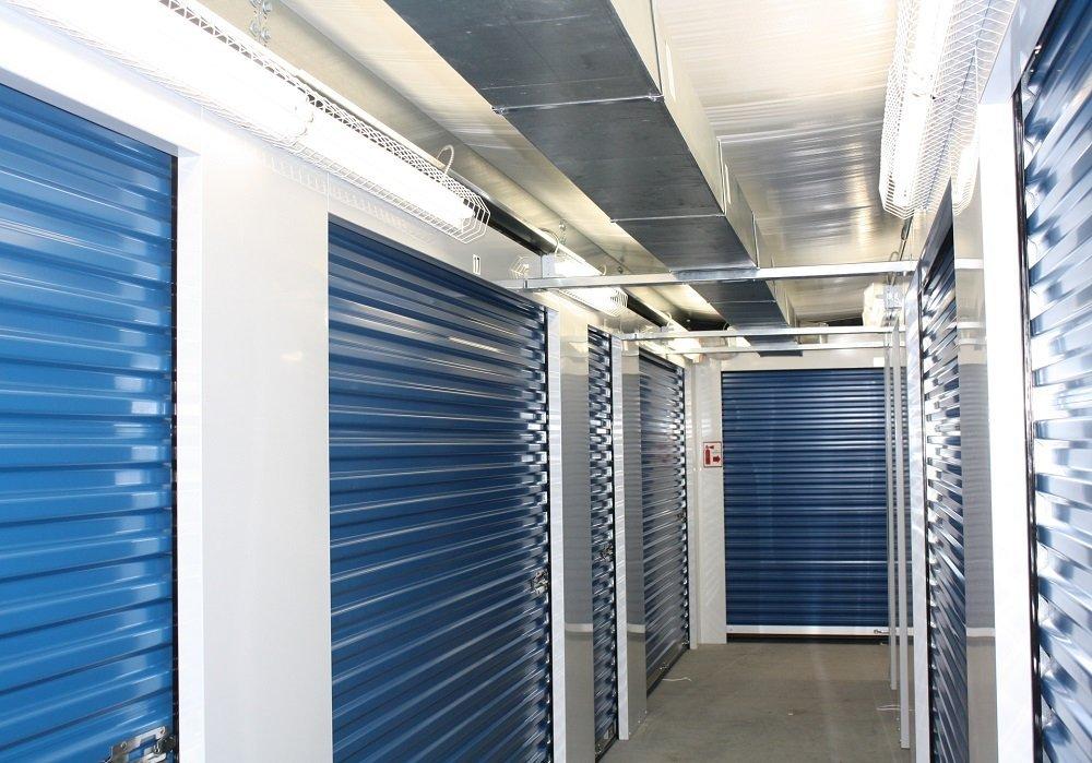 Hallway at Crescent Self Storage