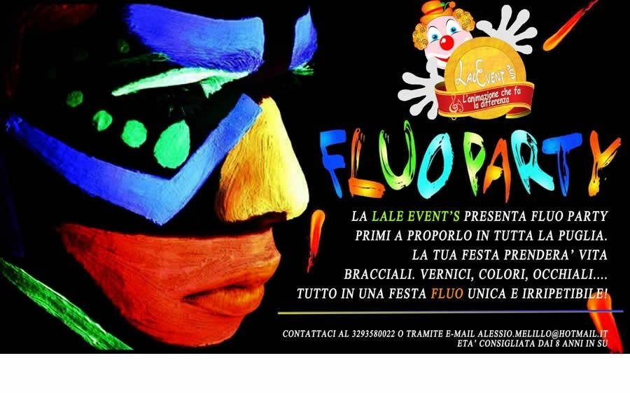 fluo party bari