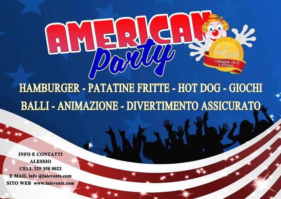 american party bari