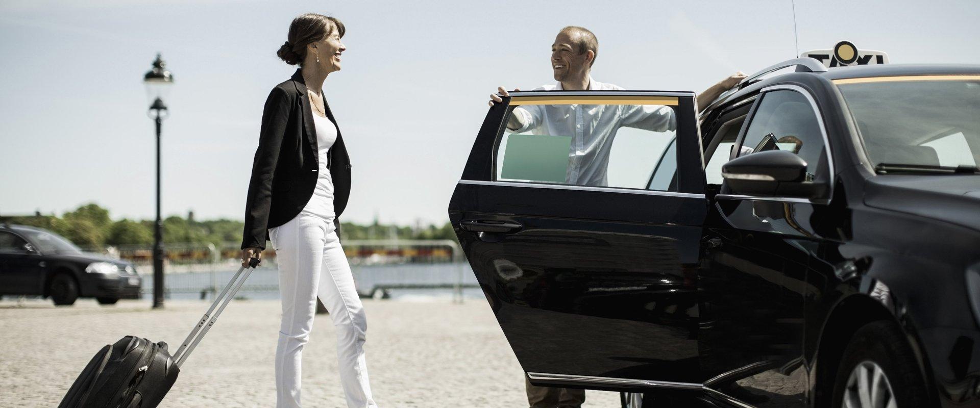 executive taxi