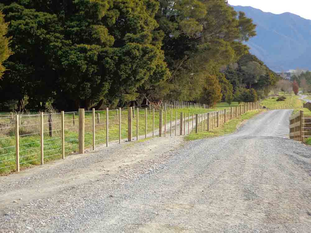 Mike Nicholls Contracting Rural Fencing Nelson