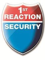 1st reaction security logo