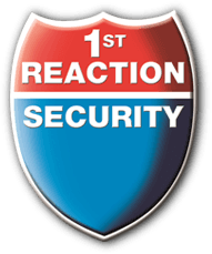 Trust the experts. Call 1st Reaction Security today on 0800 656 9989