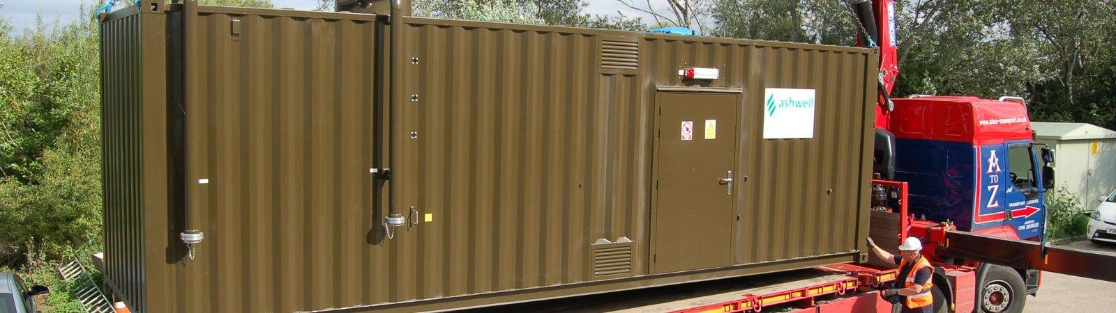 bio heat cabins