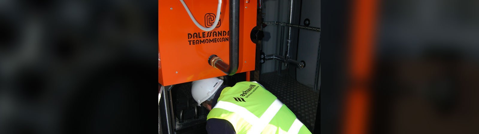 biomass installer