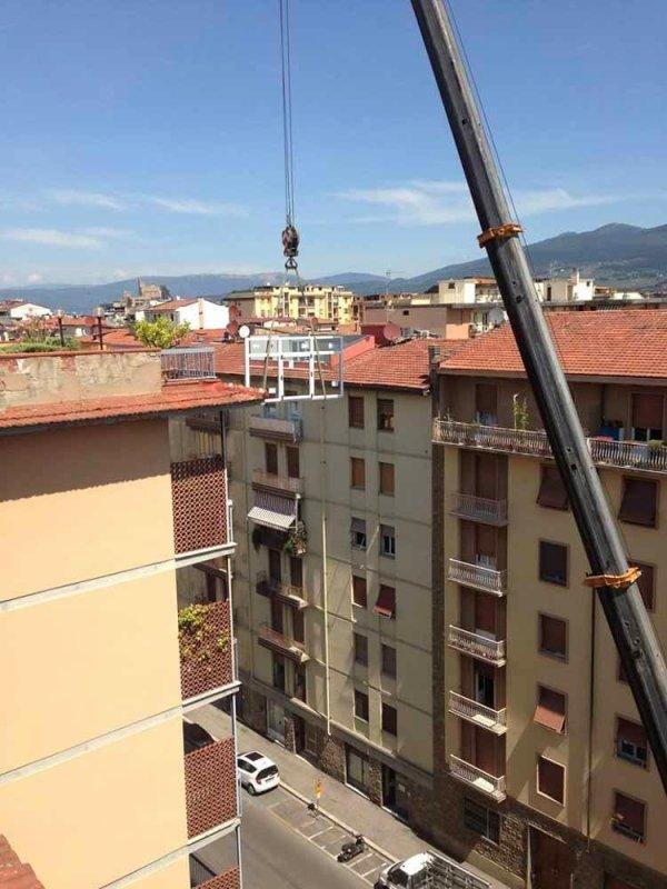Berneschi Infissi Arezzo - Logistica