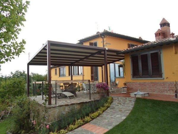 Berneschi Arezzo Campoluci Pergole Tettoie