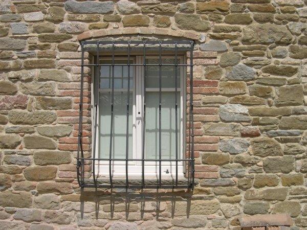 Berneschi Arezzo - Grate di sicurezza
