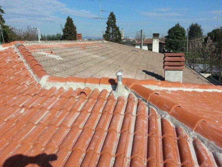 rifacimento tetto in legno rapax