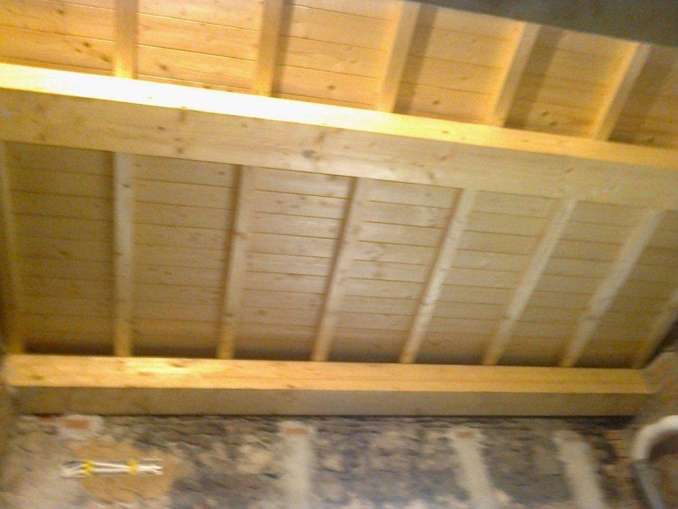 tetti ventilati in legno