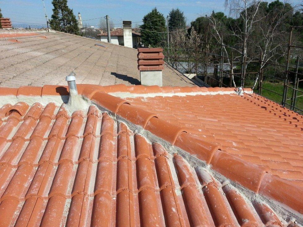 strutture per tetti verona