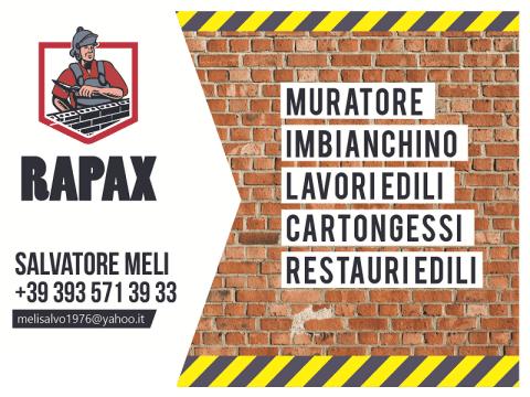 Costruzioni e restauri Rapax