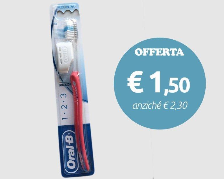 offerta oral b