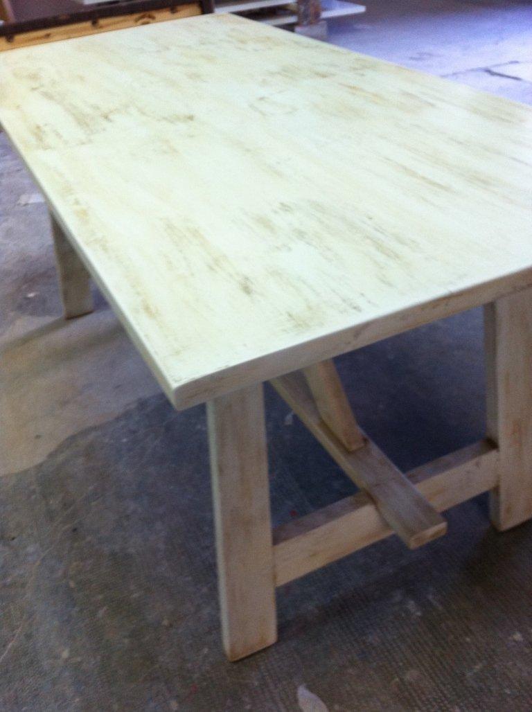 tavolo rettangolare  in legno