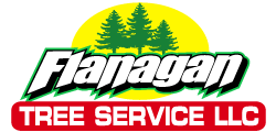 Flanagan Tree services logo