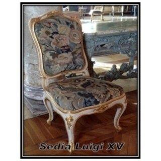 Luigi XV restaurata