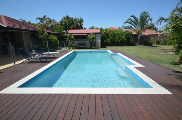 Sundollar pools gold coast pool styles features for Pool design gold coast