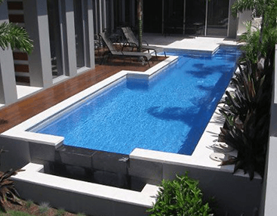 Sundollar Pools renovation at Gold Coast